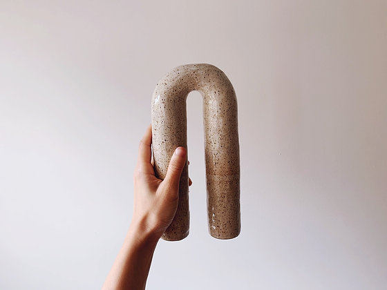 Tall Arch Vase