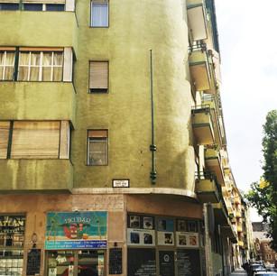 Travel Diary: Budapest Days 1 & 2