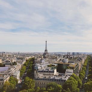 Hello from Paris!