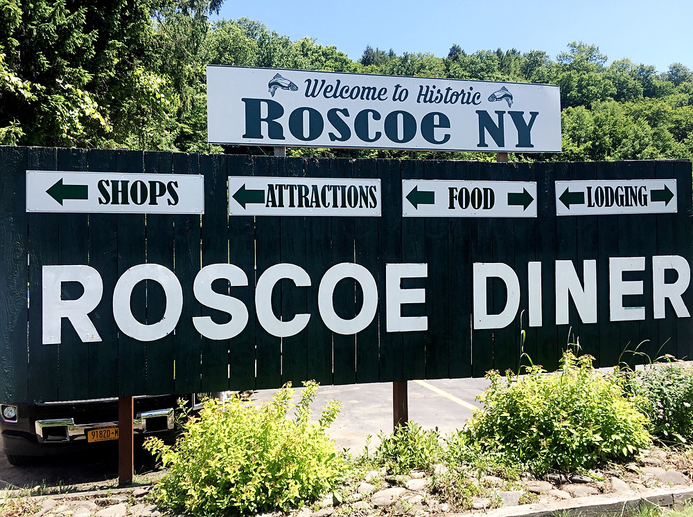 A stop at Roscoe Diner