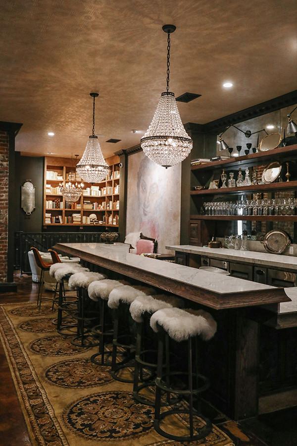 Bar Crenn - photo from Apartment 34
