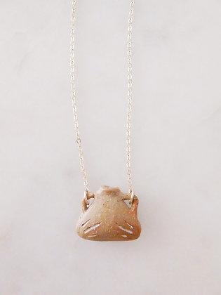 Water Bearer Necklace - Trillion
