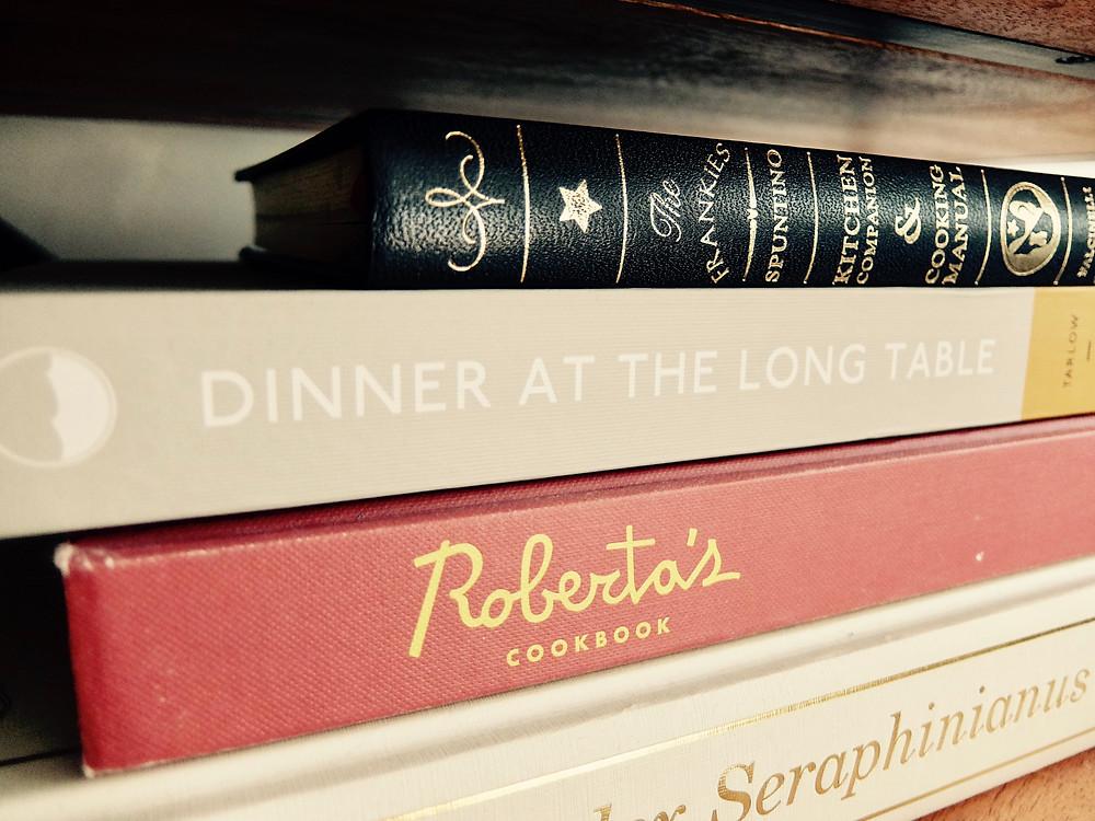 Some favorite cookbooks