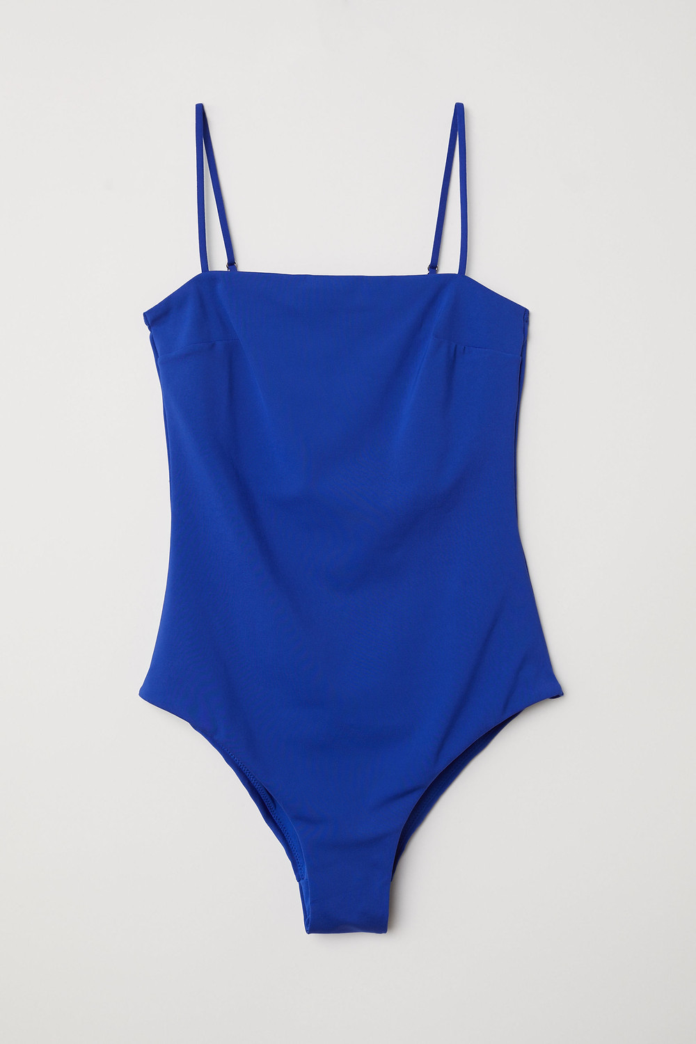 H&M Blue Swimsuit $24.99