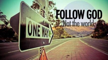 Matthew 2: Who am I CHOOSING to follow?