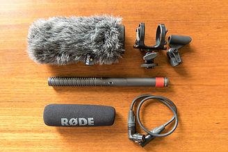 Rode NTG2 Shotgun Microphone