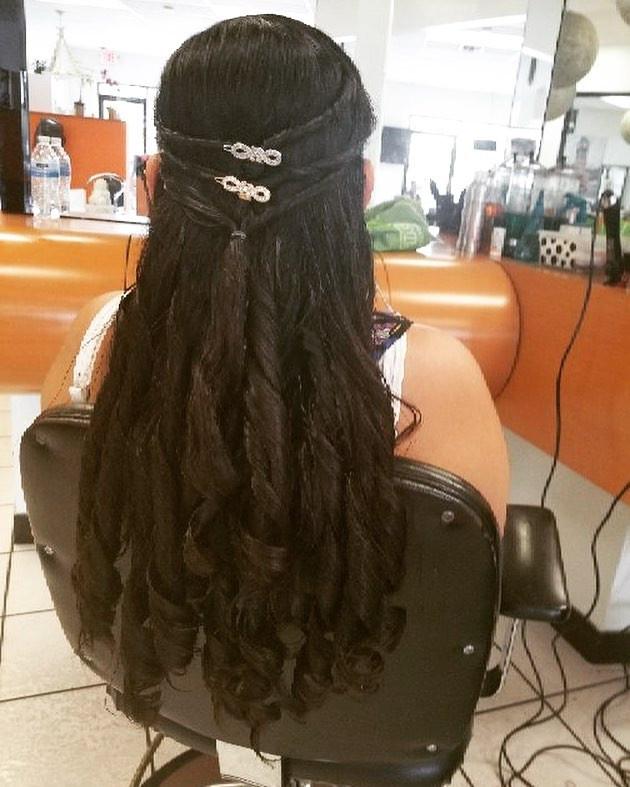 #vipsalonspa954 #viphair #curls #longhai