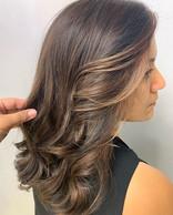 Fall hair is in full effect🎃🦃🍂🍁 I'm