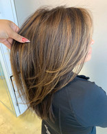Partial Highlights done by _hair_morro _