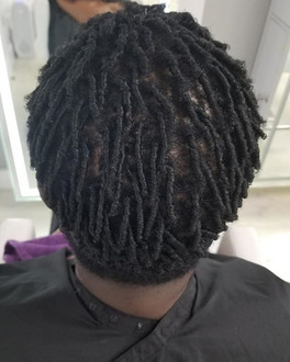 Comb twist done by clay! Come let him ho