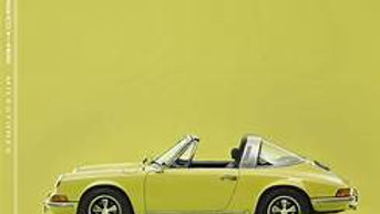 Porsche Milestones Book