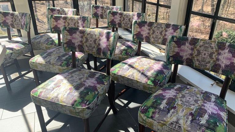 Kissmos style dining chairs