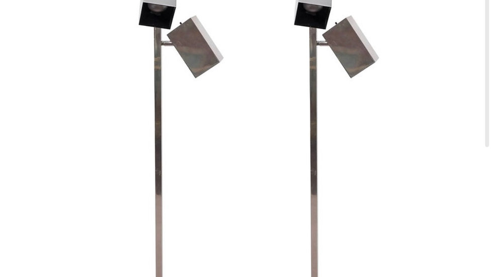 Koch and Lowry mid century floor lamp