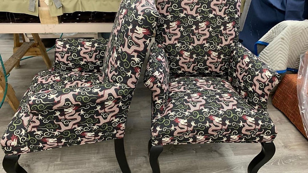 Dragon Side Chair