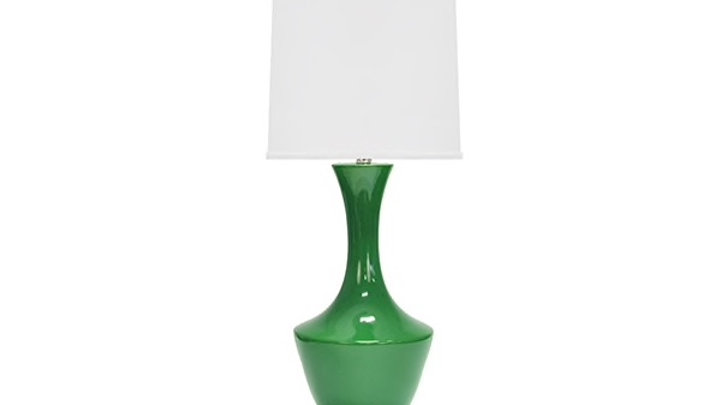 Bridget Green Lamp