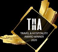 Travel Hospitality Award Winner 2020