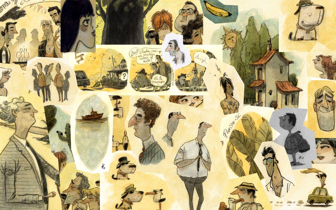 Collage 2015 Lucas Ferreyra
