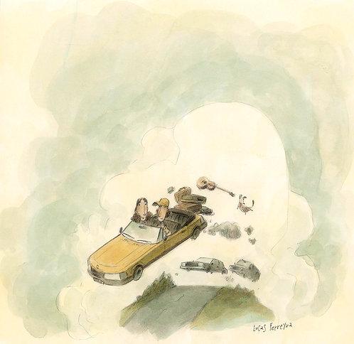 Férias lá vou eu! (e meu amor, cachorro, violão...)