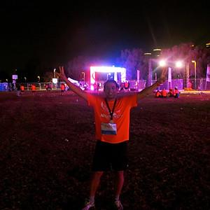 מירוץ לילה נייקי תל אביב