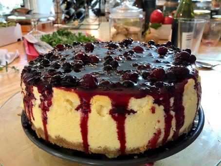 עוגת גבינה של מרים