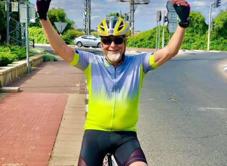 ספורטיבי בגיל 80 - עזרא אלוני - סיפור של השראה