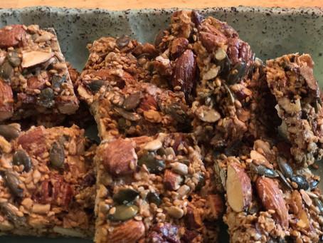 עוגיות אנרגיה של ענבל