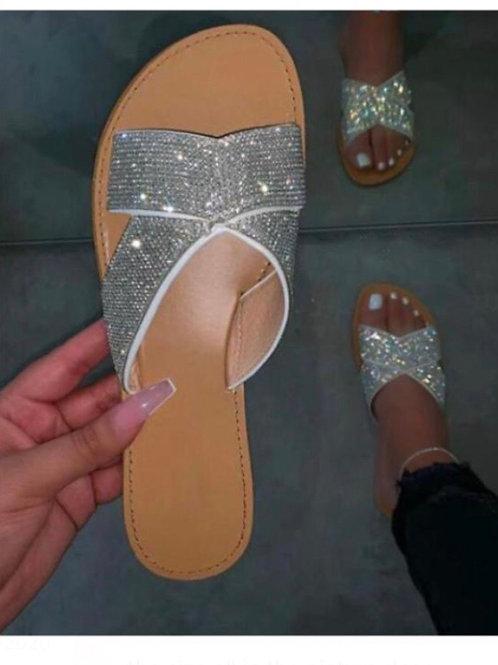 White Diamond Slides