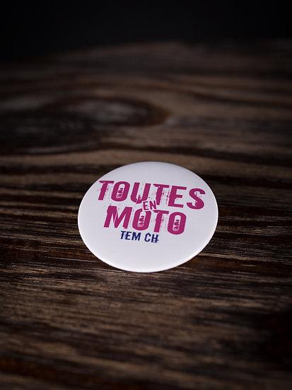 Badge TEM CH