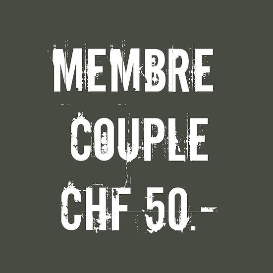 "Membre ""couple"""