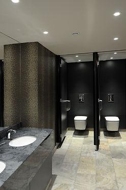 Washrooms In Club