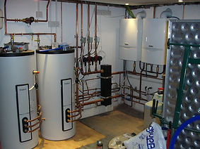 Commercial plumbers leicester