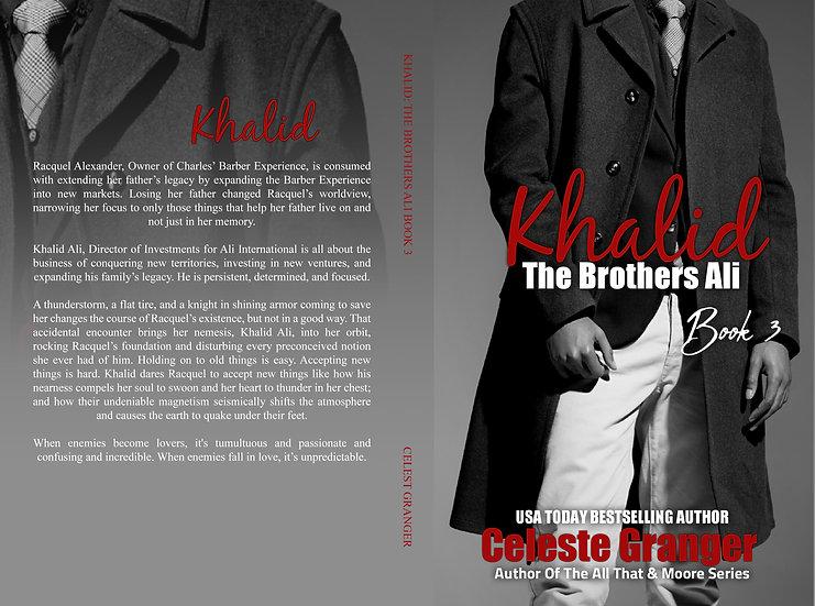 Khalid: The Brothers Ali Book 3