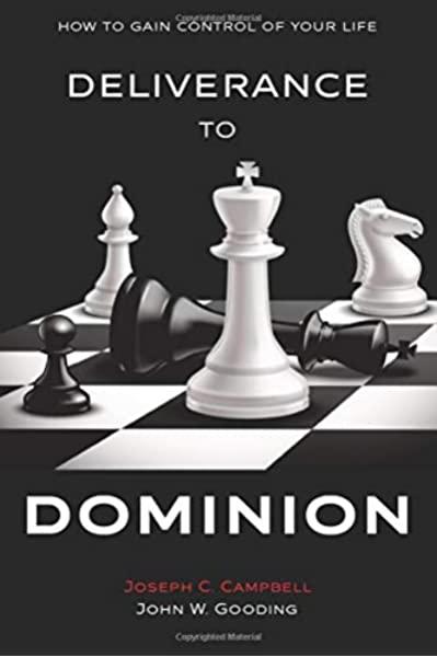 deliverance to dominion