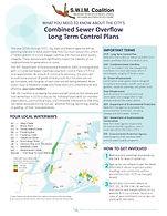 Factsheet: CSO Long Term Control Plans (LTCP)