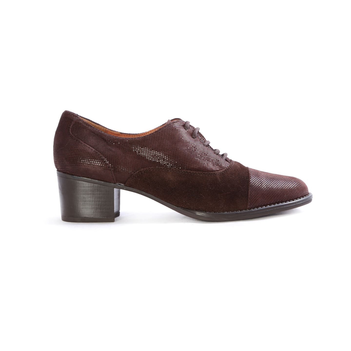 Candice velours marron - 89,90€