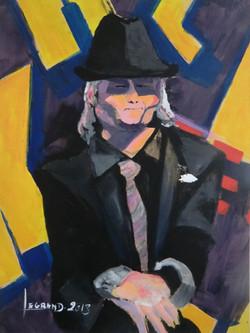 Portrait Affiche, le Mac