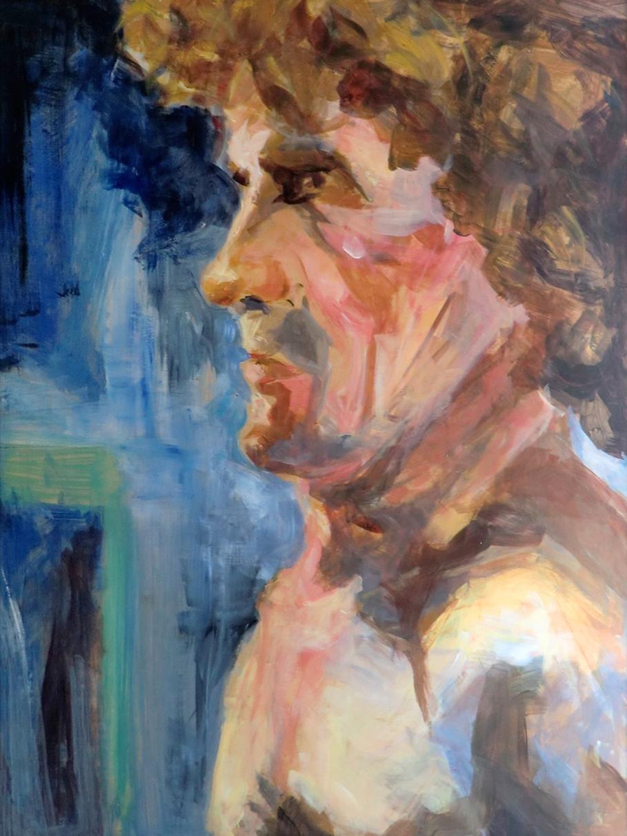 profil d'homme, dit le Florentin