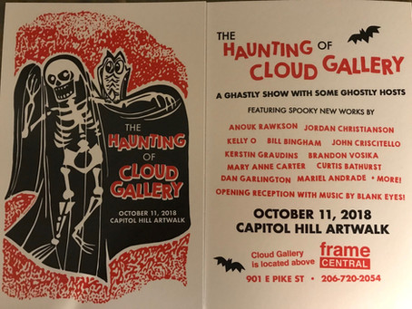 The Haunting of Cloud Gallery