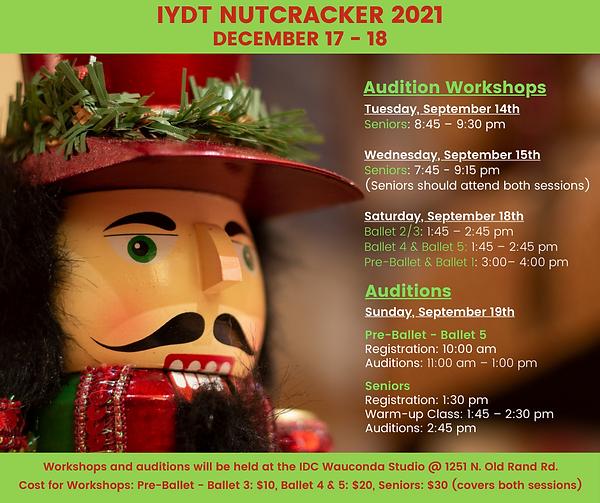 Nutcracker Audition Announcement.png
