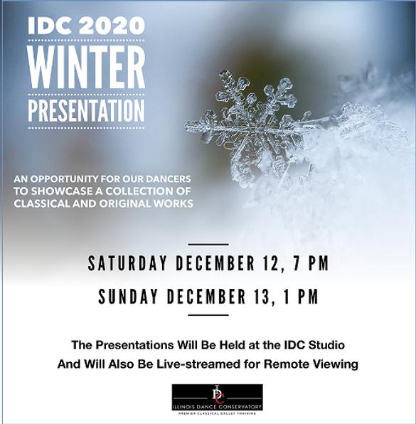 Winter Performance Announcement (Final)(