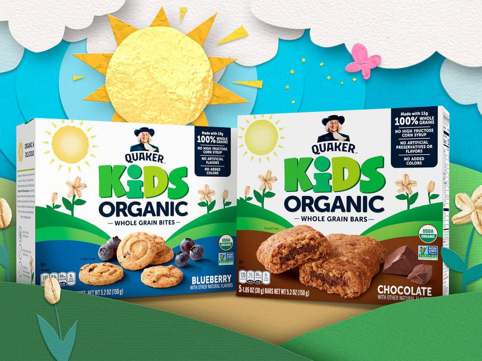 Kids Organic_New Product Launch