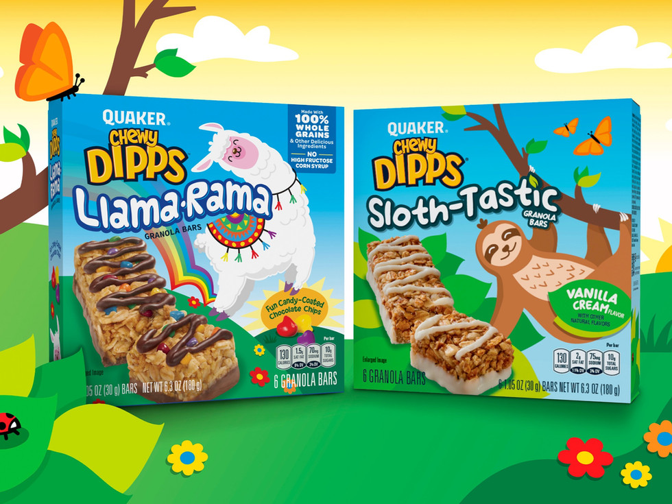 Chewy Dipps New Product Launch