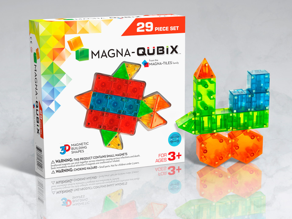 Magna-Qubix New Product Launch