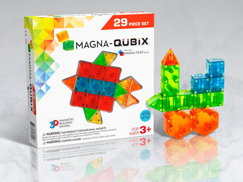 Magna-Qubix New Product Launch
