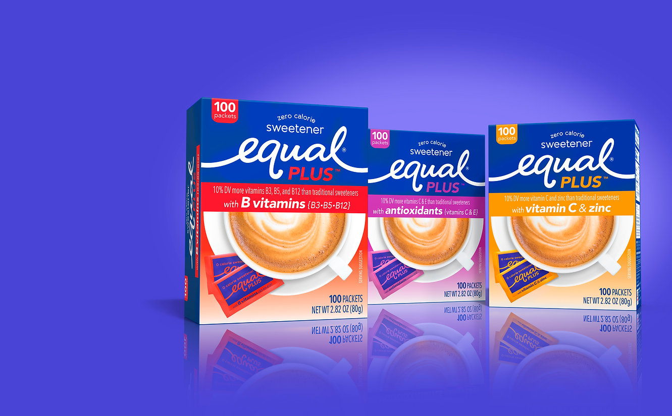 Equal Plus package design