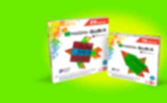 Magna-Qubix package design