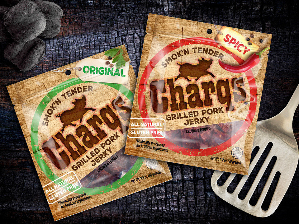 Charqs Package Redesign