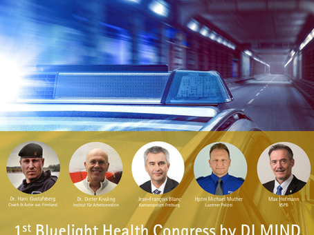 1st «Bluelight Health Congress by DI MIND»