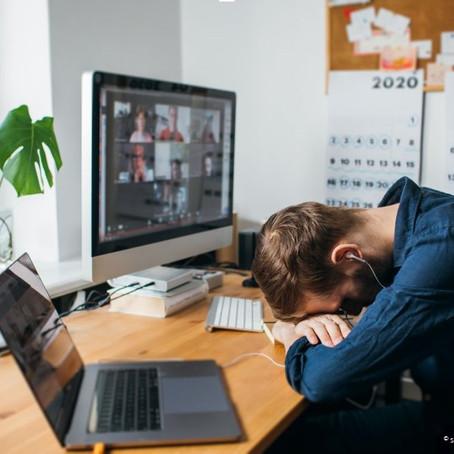 Job-Stress-Index 2020: Mitarbeitenden fehlt oft die Balance