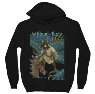Anthalos the Slayer Cover Hoodie Black